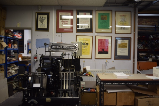 The Logan Press - Heidelberg