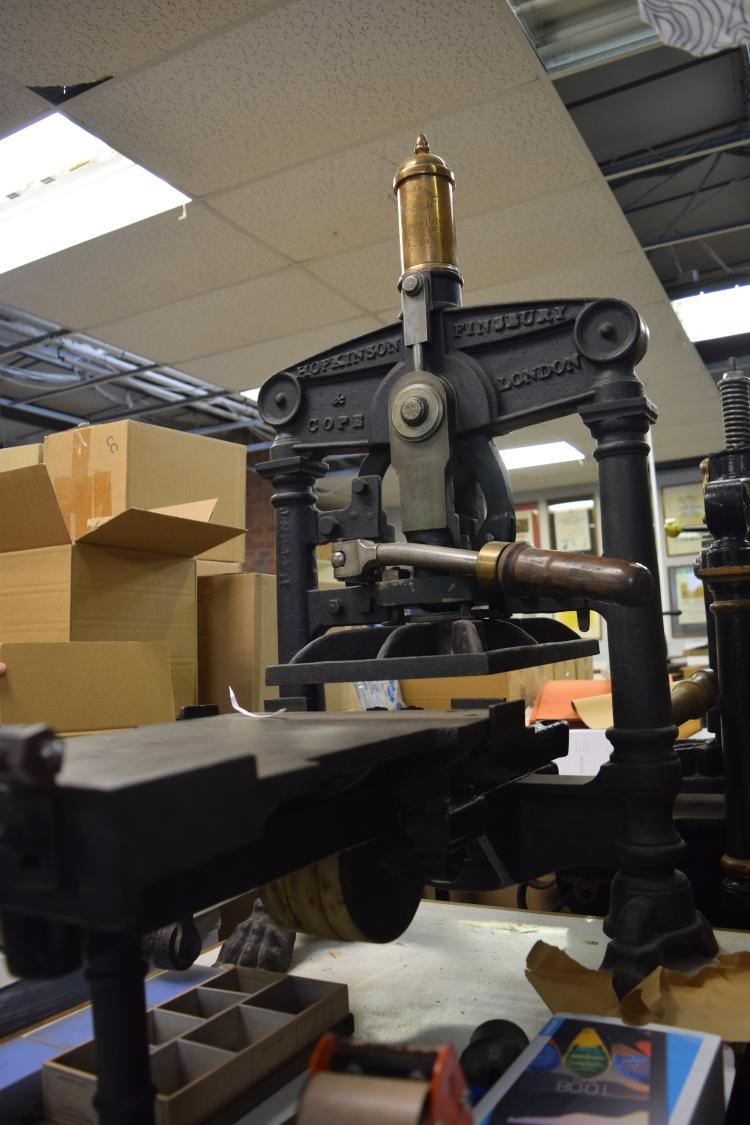 Tabletop Albion Press