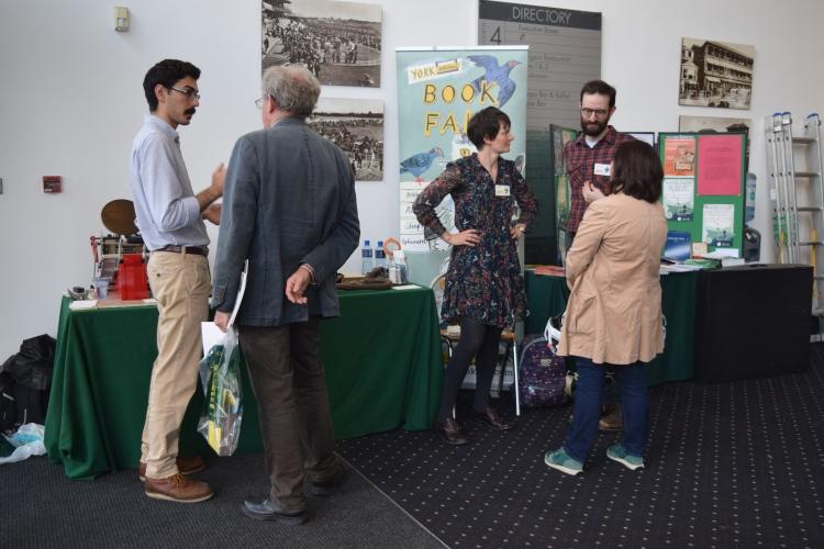 2018 York Book Fair